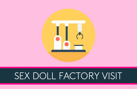sex doll factory visit by sexysexdoll