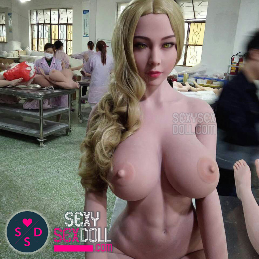WM Doll-Sex Doll Real Product Photo