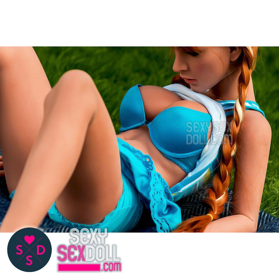 Sexy College Girl Sex Dolls - Wm 140 Cm D-Cup Lindsay -9019