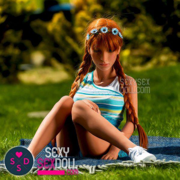 WM 140cm D-cup WM Sex doll head #38 Linsay