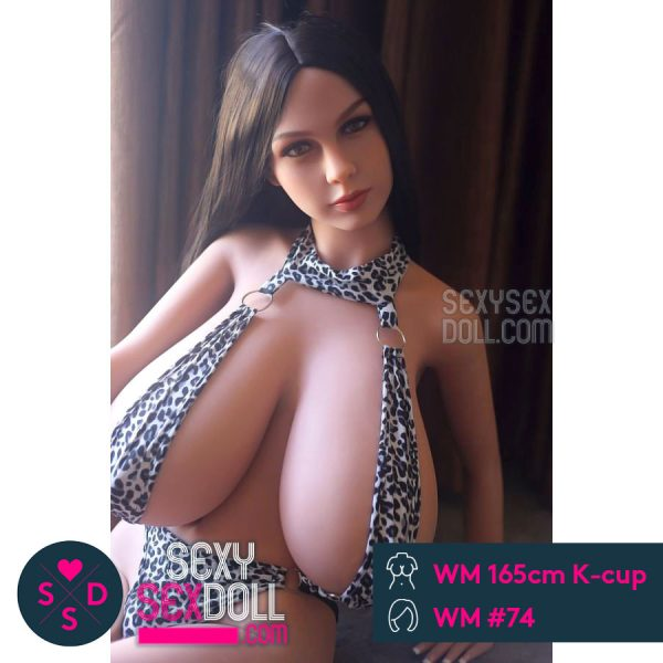 Giant Busts Russian Sex Doll - WM 161cm G-cup Anastasia