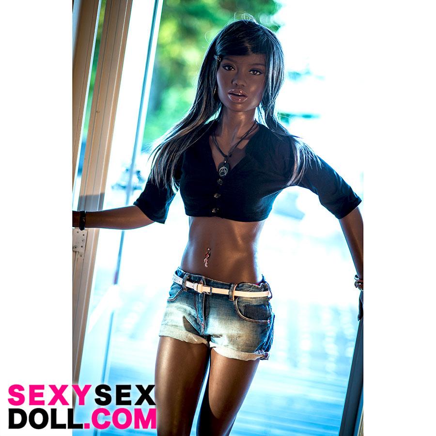 black sex dolls