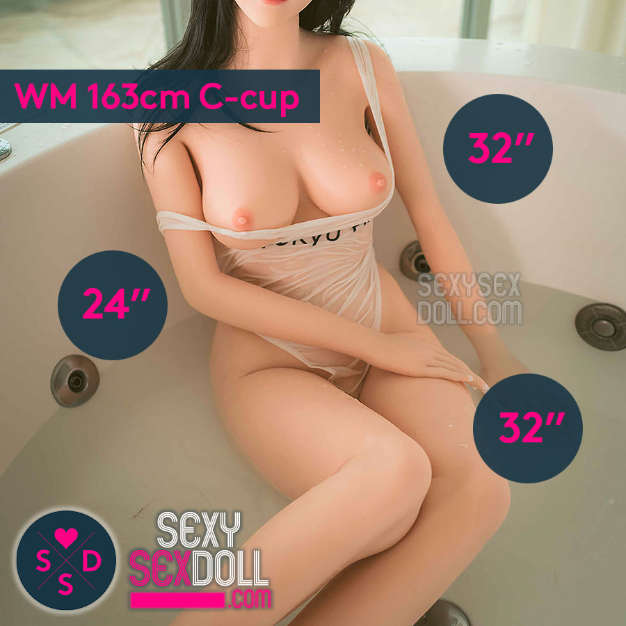 WM doll 163cm C-cup body