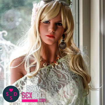 Long Blonde Straight Wig-WM#3