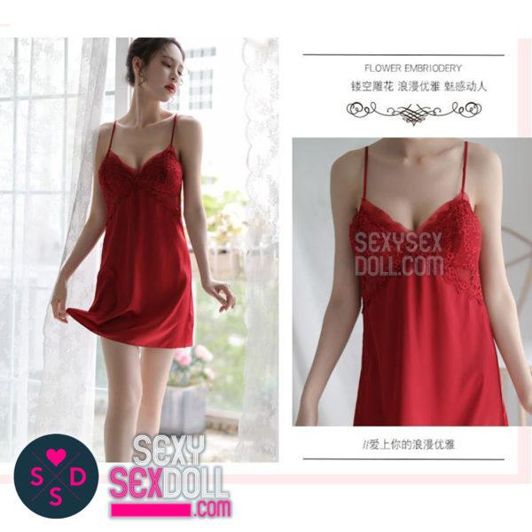 Silky Sling Dress