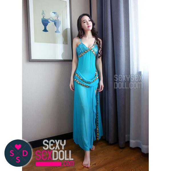 Arabic Style Dancing Dress