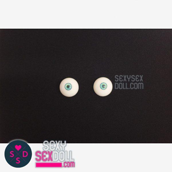 Sex Doll Blue Eyes