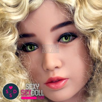 Sex doll eyes-green