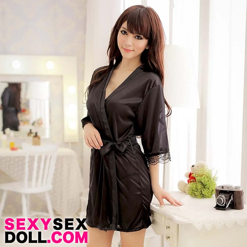Black Sexy Nightwear