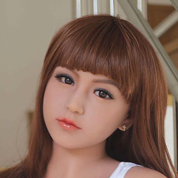 Asian sex doll face