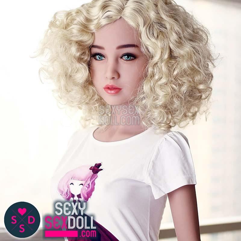 Cute Real TPE Sex Doll - WM 156cm B-cup Samantha