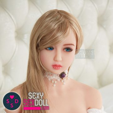 6Ye Cute Sex Doll Head #N10 - Olga