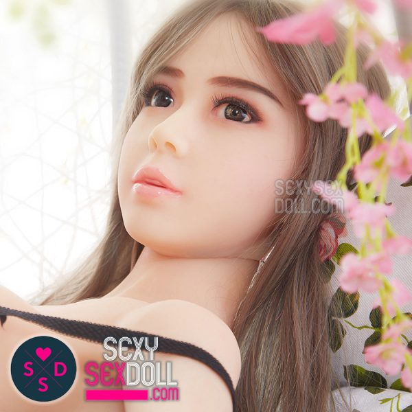 6Ye Japanese sex doll head N7