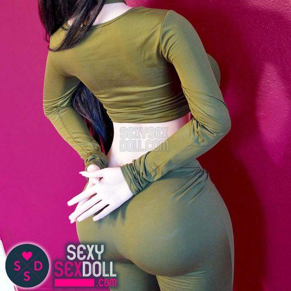 fat ass doll