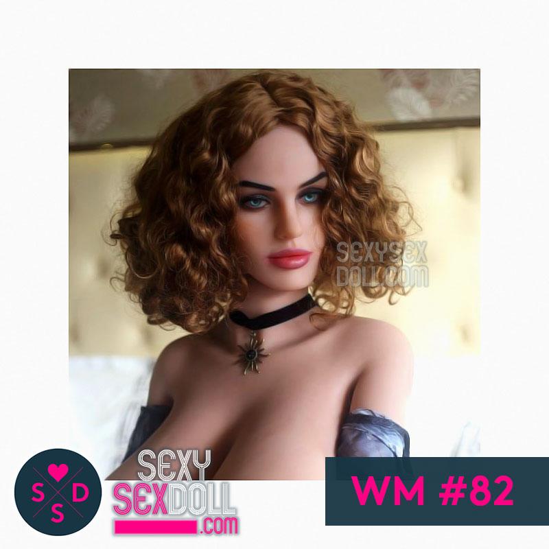 WM Sex Doll Head #82-Ivanka