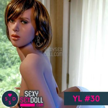 YL Sex Doll Head #30-Febe