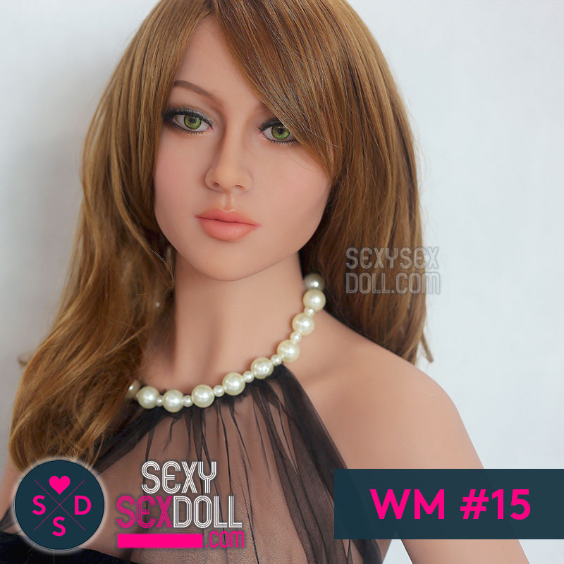 WM Sex Doll Head #15-Elize