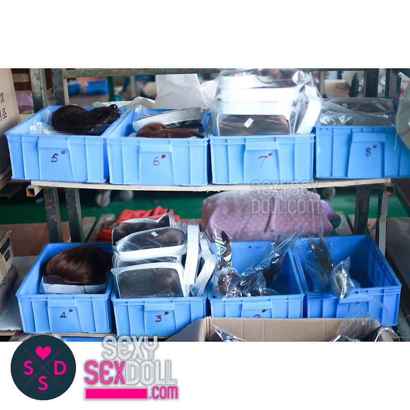 sex doll factory-Storage of All Accessories