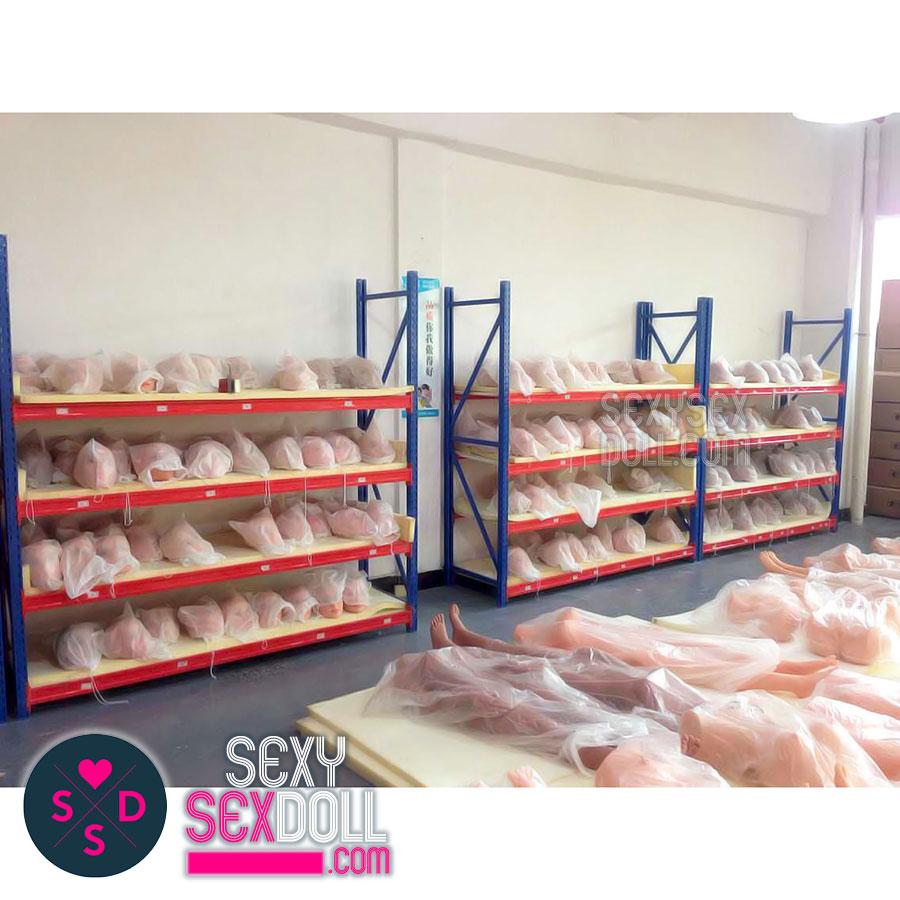WM dolls storage