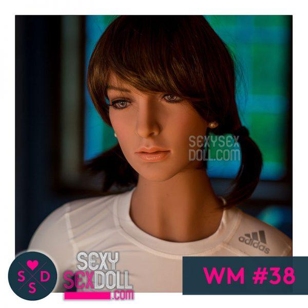 WM Sex Doll Head #38 Kelly