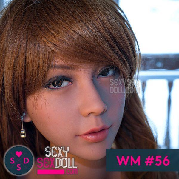 WMラブドールの頭部 #56 寿美恵 by Sexysexdoll
