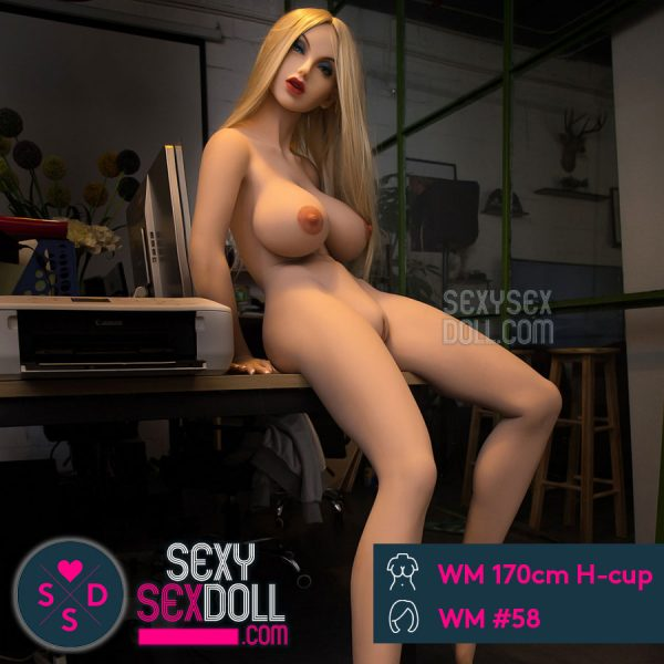 Real Love Sex Dolls - WM 170cm H-cup Bitchy Brandi