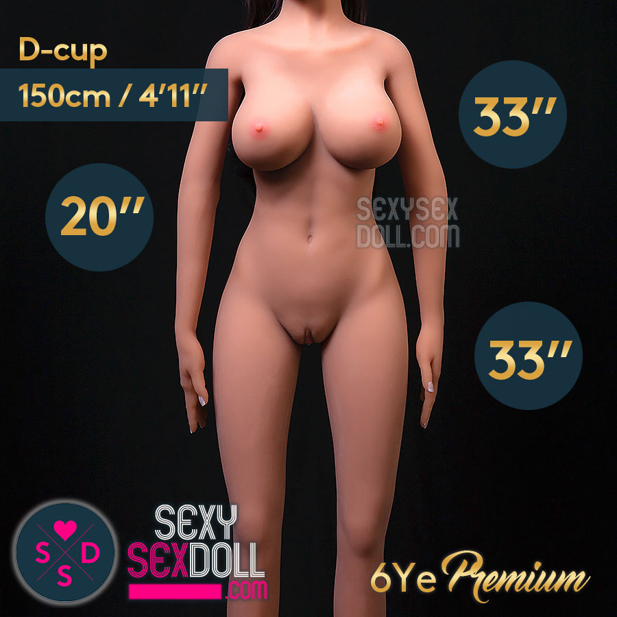 SexySexDoll 6ye 150cm D cup