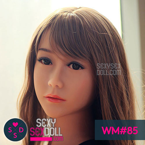 WM Sex Doll head 85 Candy