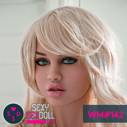 WM Sex Doll head 142 Tori
