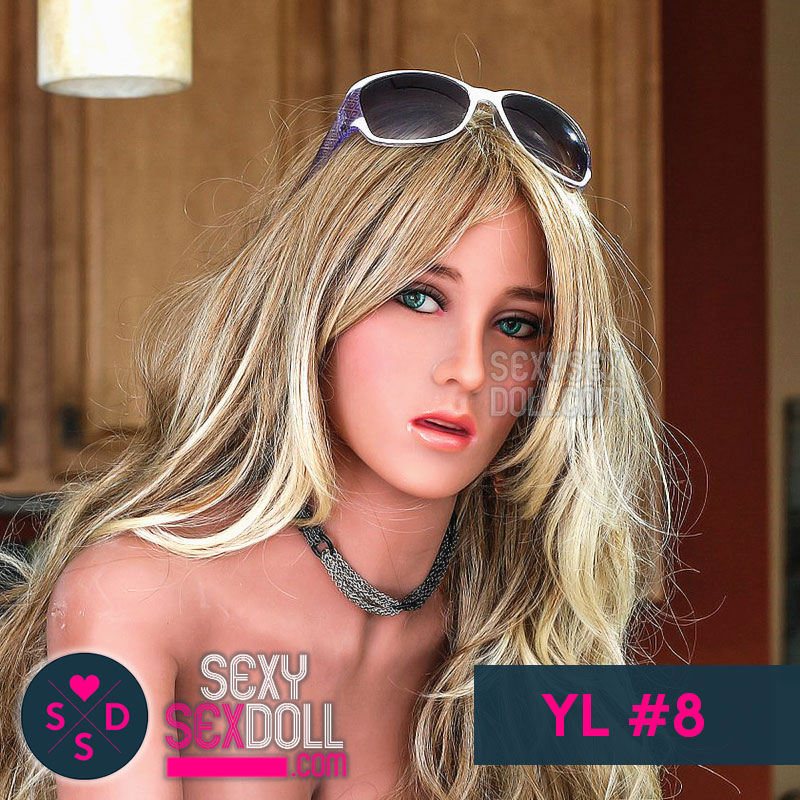 YL Sex Doll Head #8