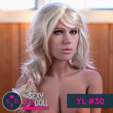YL Sex Doll Head #30-Marilyn