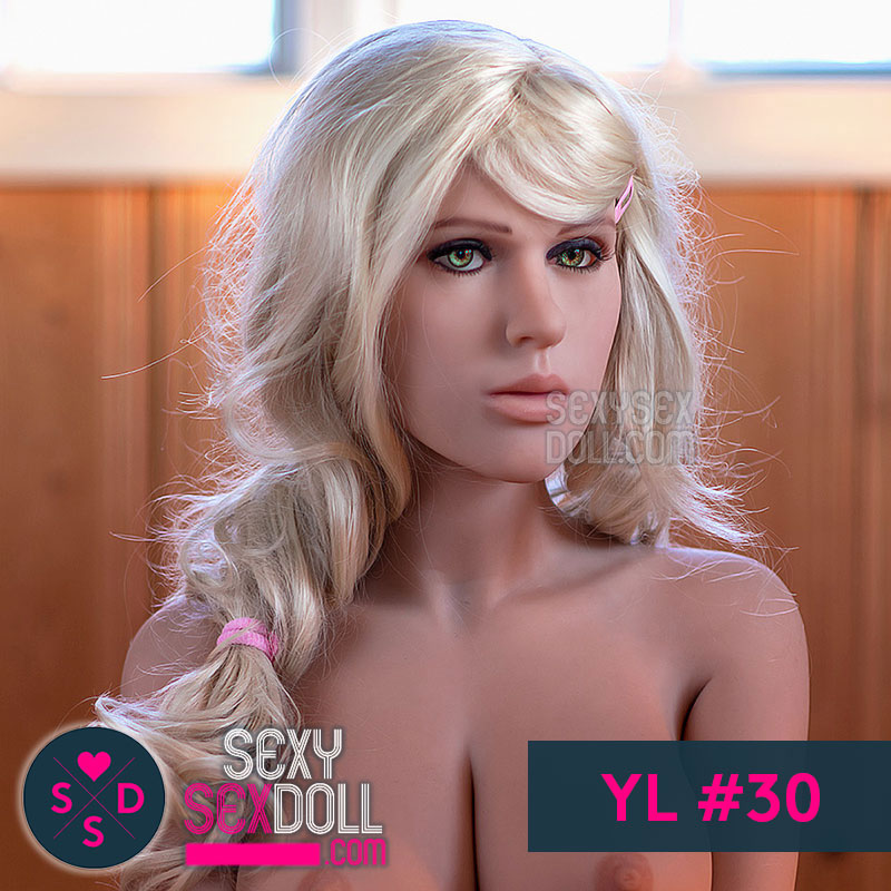 YL Sex Doll Head #30-Marilyn