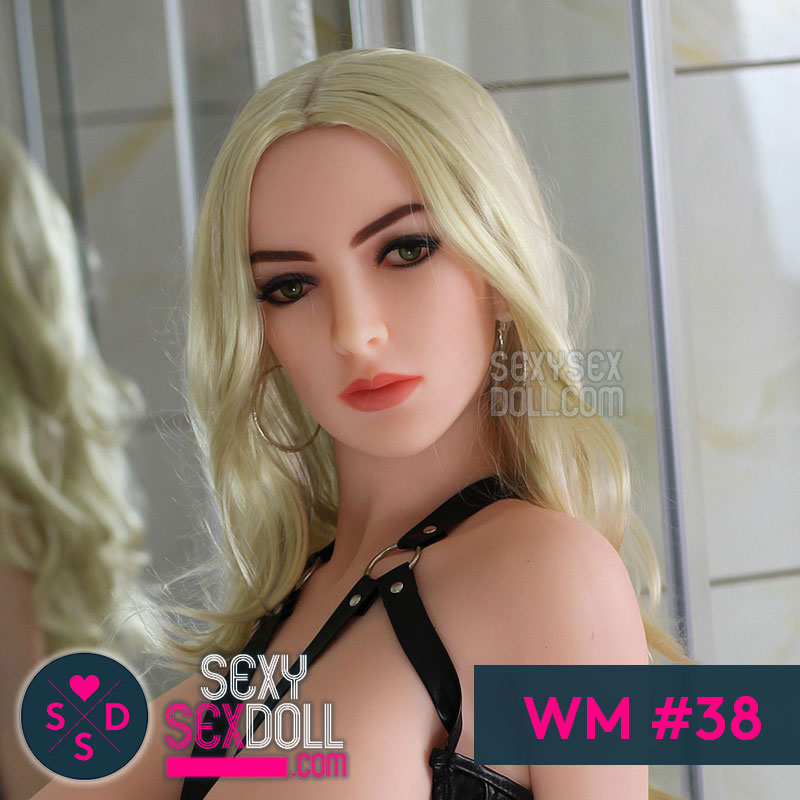 WM Sex Doll Head #38