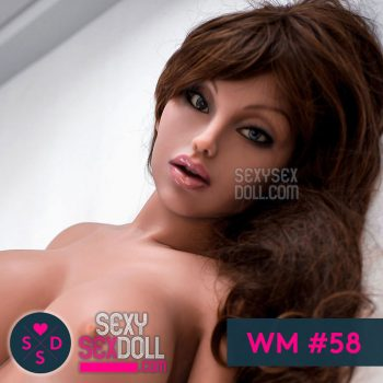 WM Sex Doll Head #58