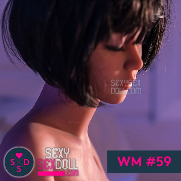 WM Sex Doll Head #59