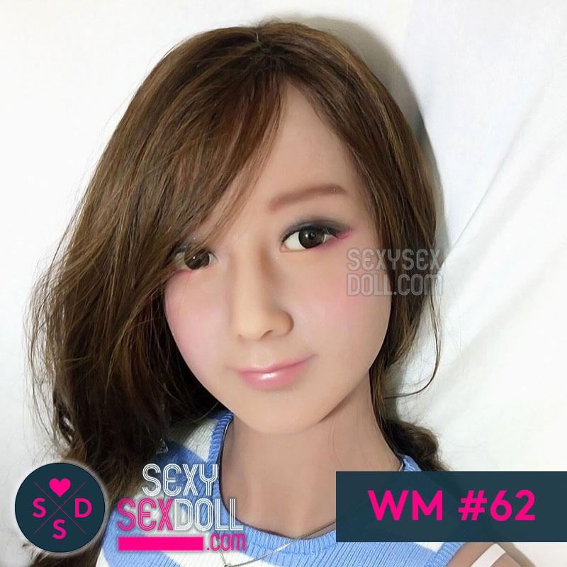 WM Asian Love Doll Head #62 Norika