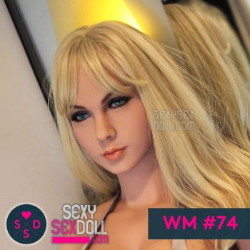 WM Sex Doll Head #74