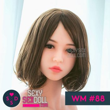 WM Sex Doll Head #88 Ruby