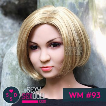 WM Sex Doll Head #93 Kimberly