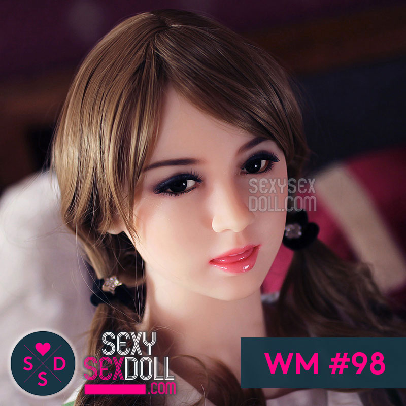 WM Sex Doll Head #98 Joanna
