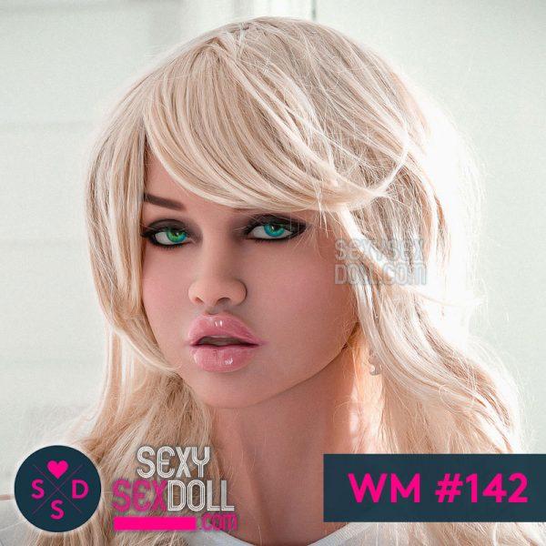 WM Sex Doll Head #142-Tori