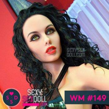 WM Sex Doll Head #149-Mia
