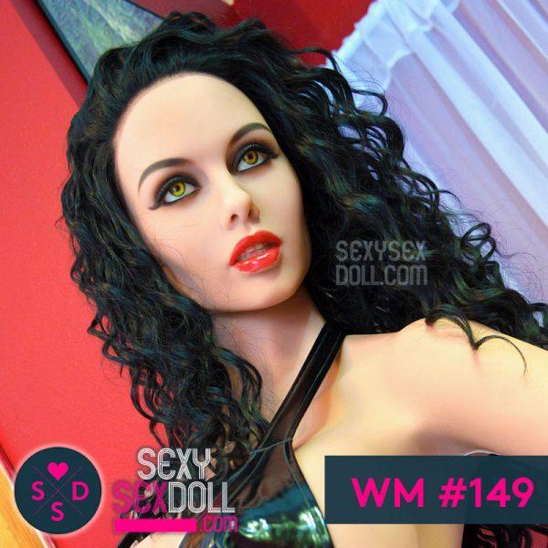 WM Sex Doll Head #149-Mia