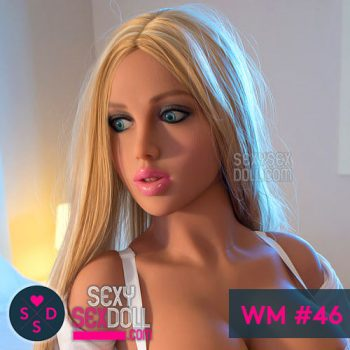 WM Sex Doll Head #46 Hillary