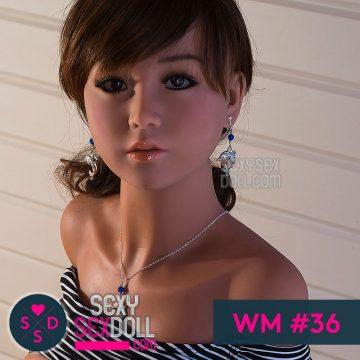WM Sex Doll Head #36 Nanako