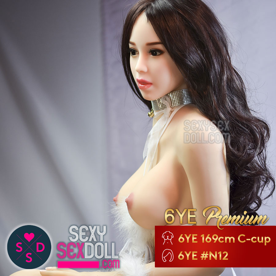 Realistic Pussy Sex Doll - 6Ye 169cm C-cup Hui Min
