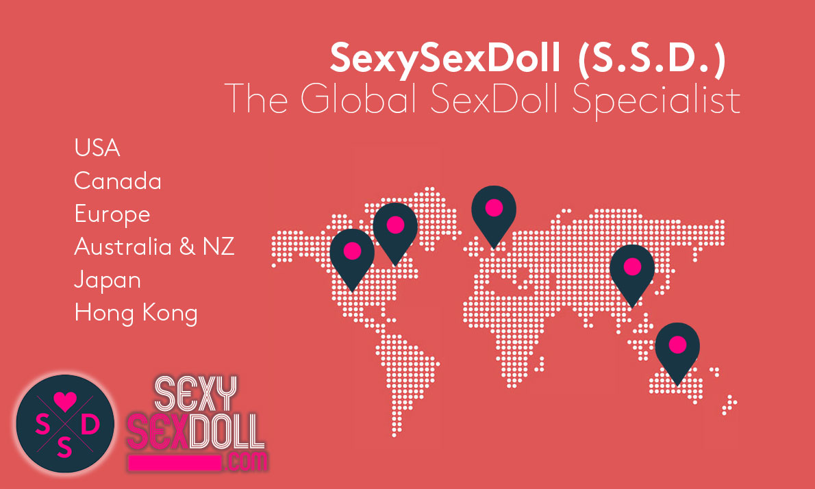 Sexy Sex Doll (SSD) the global sex doll specialist