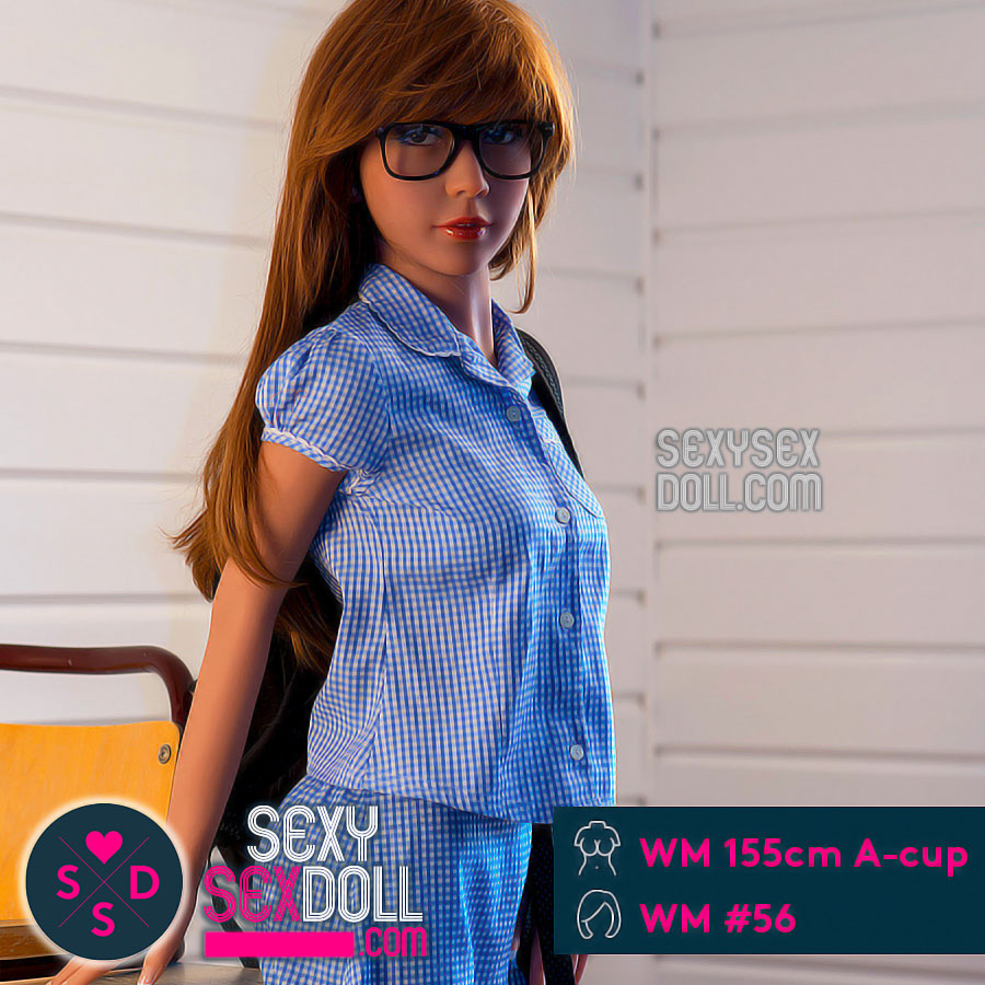 Asian student sex doll