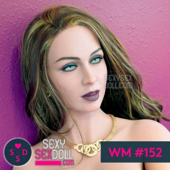 WM Sex Doll Head #152 Chelsea
