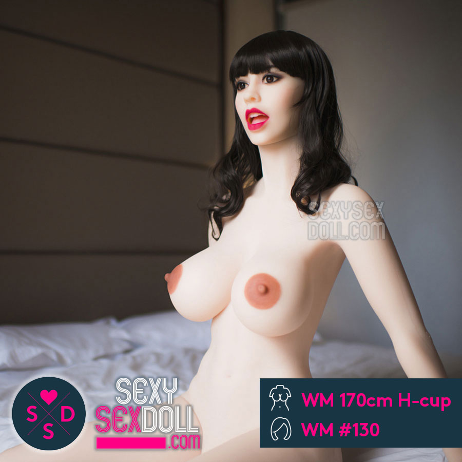 Open Mouth Sex Doll - WM 170cm H-cup Janice